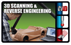 3D Scanning Reverse Engineering