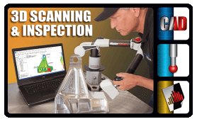3D Scanning Inspection